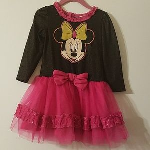 Minnie Mouse 3T Dress